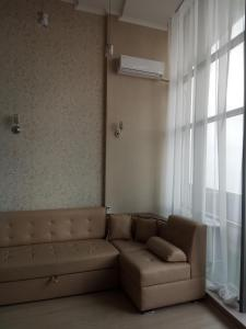 Apartment at Lemurya Orbi Residence, Apartmanok  Batumi - big - 11