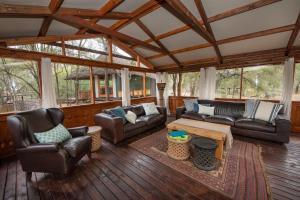 Ndzhaka Tented Camp, Люкс-шатры  Manyeleti Game Reserve - big - 26