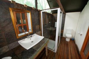 Ndzhaka Tented Camp, Luxusní stany  Rezervace Manyeleti - big - 3