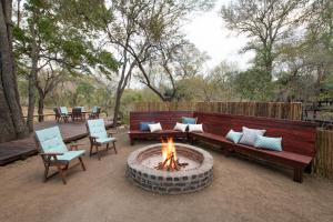 Ndzhaka Tented Camp, Люкс-шатры  Manyeleti Game Reserve - big - 22
