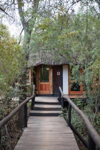 Ndzhaka Tented Camp, Luxusní stany  Rezervace Manyeleti - big - 17