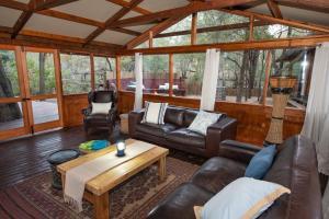 Ndzhaka Tented Camp, Люкс-шатры  Manyeleti Game Reserve - big - 21