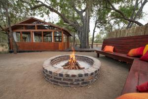 Ndzhaka Tented Camp, Luxusní stany  Rezervace Manyeleti - big - 19