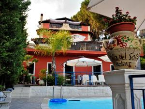 Villa del Sole Relais, Bed & Breakfasts  Agrigent - big - 136