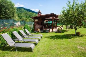 Rustic Argesean, Guest houses  Corbeni - big - 32