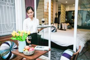 Splendid Holiday Hotel, Hotels  Hanoi - big - 12