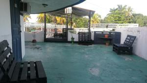 hotel sol y mar, Szállodák  Puerto Cortes - big - 27