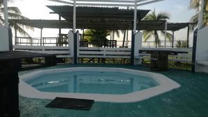 hotel sol y mar, Szállodák  Puerto Cortes - big - 31