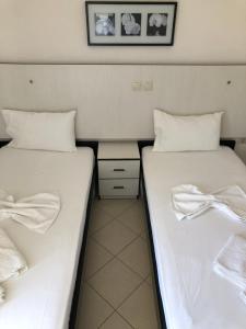 Rondos Hotel, Hotels  Himare - big - 13