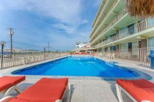 Waikiki Oceanfront Inn, Motely  Wildwood Crest - big - 31