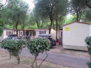 Victoria Mobilehome in Camping Village Mediterraneo - Hotel - Cavallino-Treporti