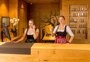 Hotel Waldhorn, Hotels  Kempten - big - 41