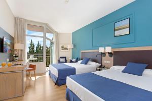 Gran Hotel Monterrey & Spa, Отели  Льорет-де-Мар - big - 31