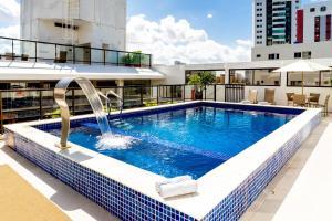 Hotel Manibu Recife, Hotely  Recife - big - 68