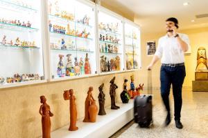 Hotel Manibu Recife, Hotely  Recife - big - 38