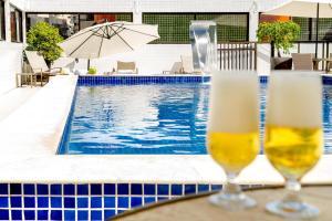 Hotel Manibu Recife, Hotely  Recife - big - 66