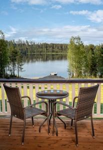 Rantatähti Villa - Hotel - Iso-Syöte
