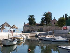 Hotel Sveti Kriz, Hotels  Trogir - big - 75