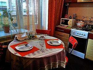 Apartment on Krasnoarmeyskaya 95b - Medvedevo