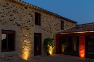 Le Puy Carmin - Chambre d'hôtes - Beaurepaire