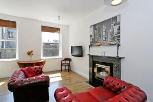 Aspect Apartments City Centre, Apartmány  Aberdeen - big - 57