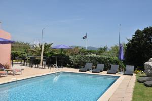 Hôtel de la Vierge Noire, Hotel  Sainte-Maxime - big - 32