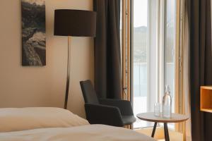 Hotel Grimsel Passhöhe, Отели  Обервальд - big - 84