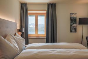 Hotel Grimsel Passhöhe, Отели  Обервальд - big - 14