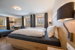 Hotel Grimsel Passhöhe, Отели  Обервальд - big - 13