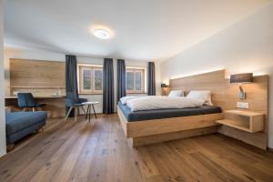 Hotel Grimsel Passhöhe, Отели  Обервальд - big - 8