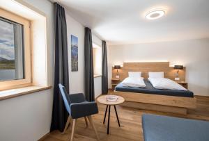 Hotel Grimsel Passhöhe, Отели  Обервальд - big - 3
