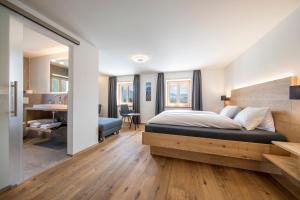 Hotel Grimsel Passhöhe, Отели  Обервальд - big - 20