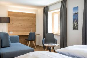 Hotel Grimsel Passhöhe, Отели  Обервальд - big - 23