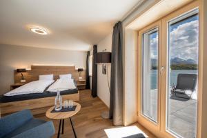 Hotel Grimsel Passhöhe, Отели  Обервальд - big - 78
