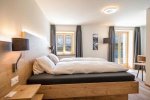 Hotel Grimsel Passhöhe, Отели  Обервальд - big - 26