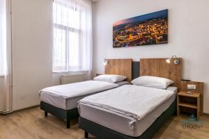 Auberges de jeunesse - Ubytovna U Kašny