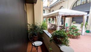 Hotel Residence La Contessina, Aparthotels  Florenz - big - 68