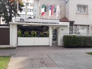 HL Hotel Boutique, Hotel  Santiago - big - 3