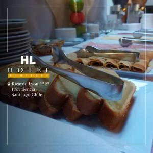 HL Hotel Boutique, Hotel  Santiago - big - 17