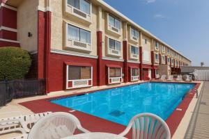 Ramada by Wyndham Oklahoma City Airport North, Szállodák  Oklahoma City - big - 14