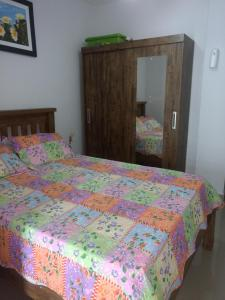 Residence Premium, Apartments  Mongaguá - big - 2