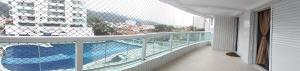 Residence Premium, Apartments  Mongaguá - big - 3