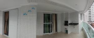Residence Premium, Apartments  Mongaguá - big - 4