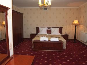 Kazakhstan Hotel, Hotely  Atyraū - big - 34