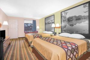Super 8 by Wyndham Eufaula, Hotels  Eufaula - big - 18