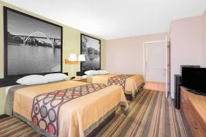 Super 8 by Wyndham Eufaula, Hotels  Eufaula - big - 19