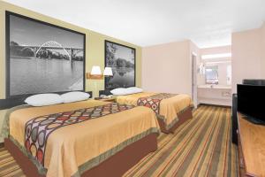 Super 8 by Wyndham Eufaula, Hotels  Eufaula - big - 30
