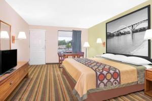 Super 8 by Wyndham Eufaula, Hotely  Eufaula - big - 8