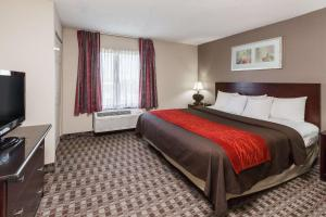 Ramada by Wyndham Canton/Hall of Fame, Hotels  Canton - big - 49