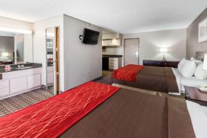 Ramada by Wyndham Canton/Hall of Fame, Hotels  Canton - big - 51